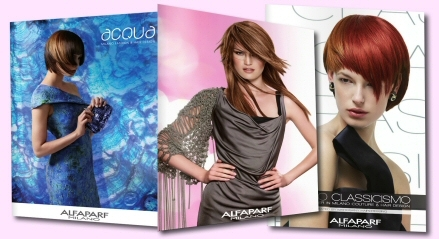 Alfaparf katalogusok