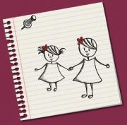 Anya-gyerek hajvágás - Akció